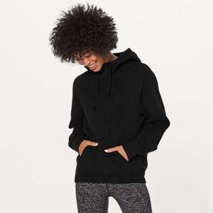 Lululemon Warm For Winter Hoodie Sweatshirt Black